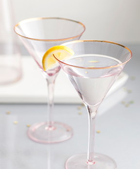 로잔나 Anything Goes Martini Glass 4pcs/set